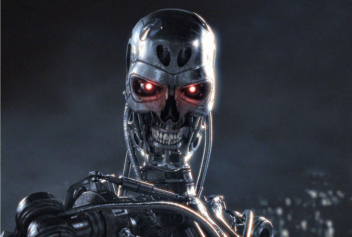 Tager robotterne over ?